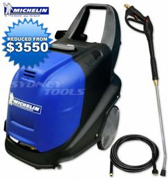 Michelin MPX 150 HL Hot Water High Pressure Washer $2,699.00