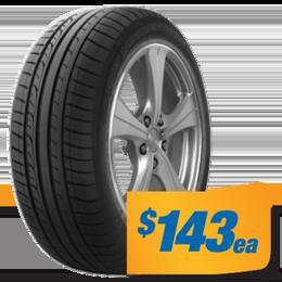 SP SPORT FAST RESPONSE - 225/50R16 - $143.00