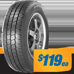 SUPER2000 - 195R15 - $119.00