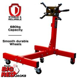 Torin T26801 Foldable 680kg Engine Stand $128.00