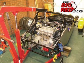 Torin T31002 Big Red 1 Ton Folding Shop Crane $249.00