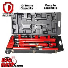 Torin T71001L Big Red Hydraulic Porta Power Kit 10000kg $199.00