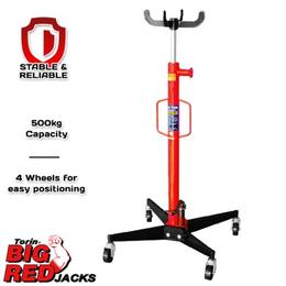 Torin TEL05004 Big Red Transmission Jack 500kg $199.00