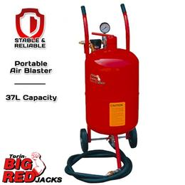 Torin TGR4012 Big Red Portable Air Sandblaster 37 Litre $178.00