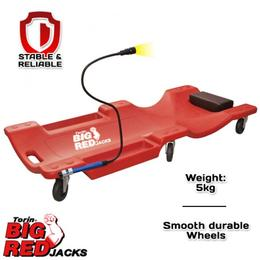 Torin TRH68021 Big Red Garage Creeper With Light-plastic $49.00