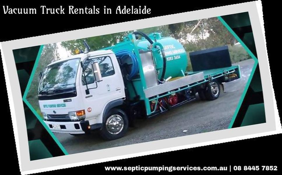 Septic Pumping Services