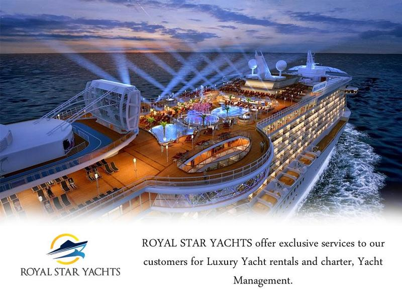RoyalStar Yachts