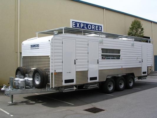 Popular Falcon Campers  Campervan Hire Perth  Caravan Hire Perth