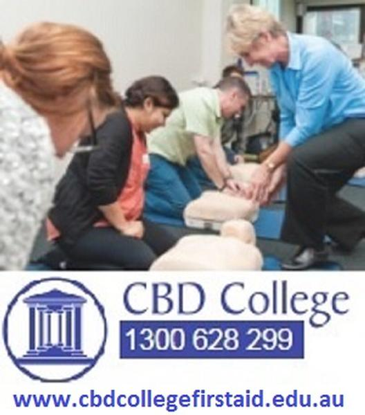 CBD College First Aid