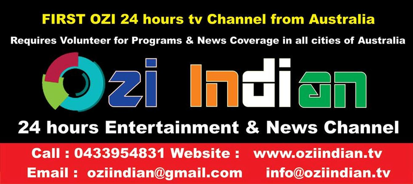 OZI INDIAN TV CHANNEL