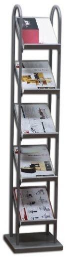 5 Tier Brochure Stand