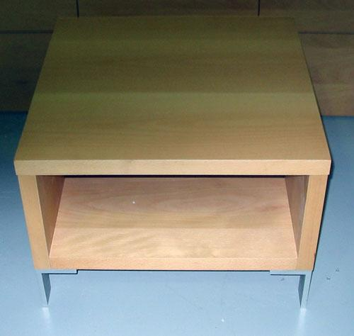 Beech Side Table