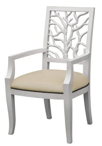 Coral Arm Chair