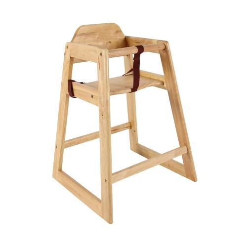 High Chair Timber