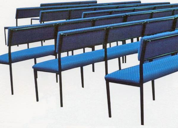 Lawnton Church Seating