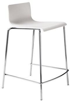 Lilly White Ply Stool