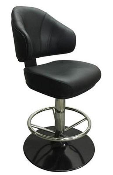 Luxor Gaming stool disc base