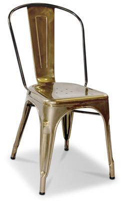 Lyon Chair Platinum