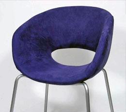 Orbit Upholstered Chair