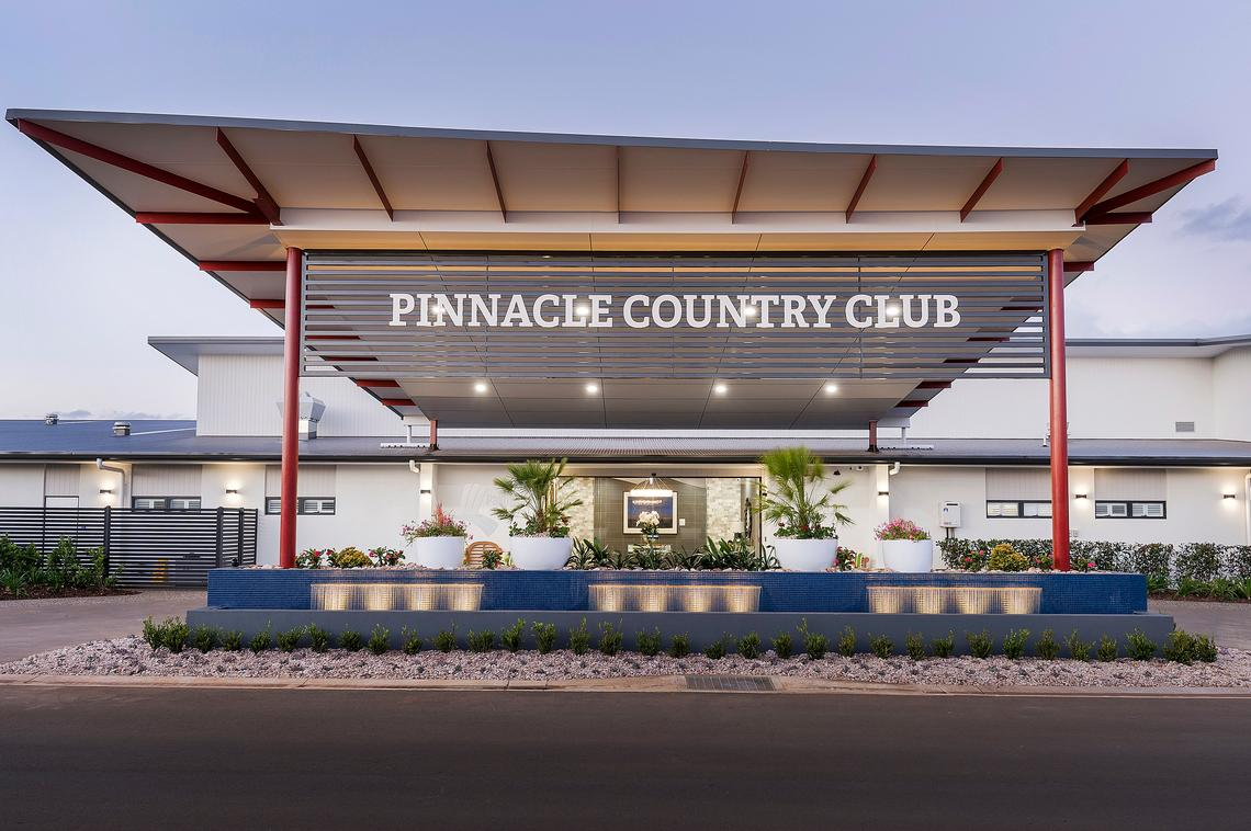Pinnacle country club