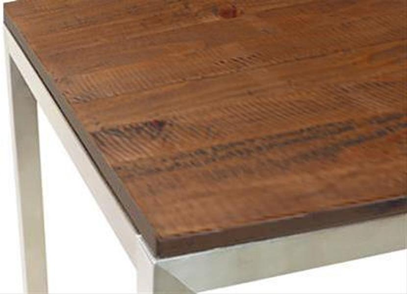 Rustic bar top