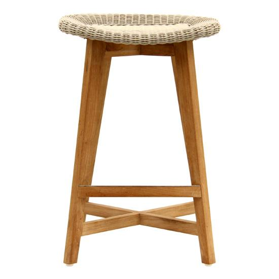 Skal Backless Stool