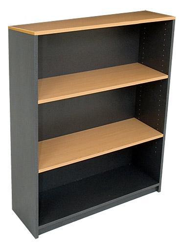 Small Open Bookcase
