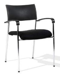Suave Chair With Arms