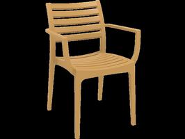 Artemis arm chair