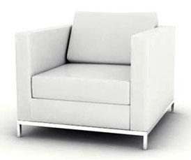 Block Single Seat