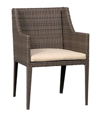 Deep Stout Arm Chair