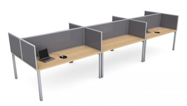 Ispace Double Desk