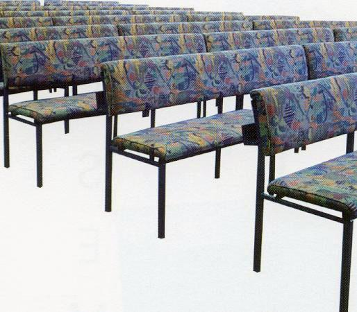 Mansfield Church Seating