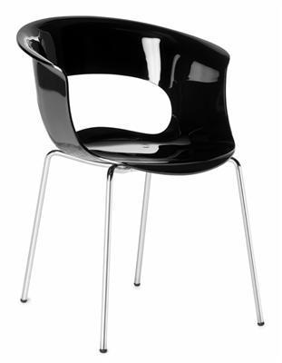 Miss B Chair Four Legs