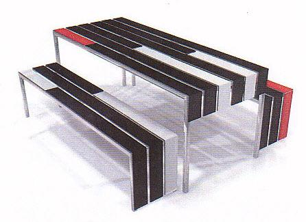 Panel Bar And Bench Seat 1
