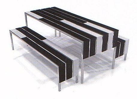 Panel Bar And Bench Seat