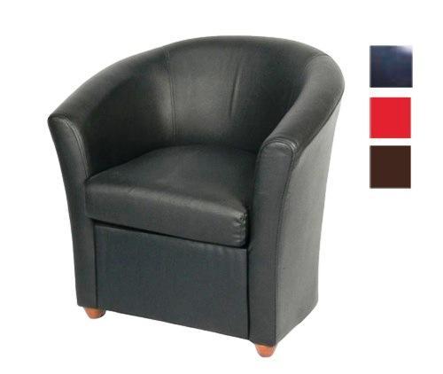 Plush Tub Chair