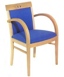 Rimini Holes With Arms Chair