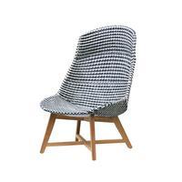 Skal high back chair
