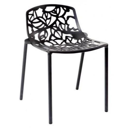 Spring Chair Black