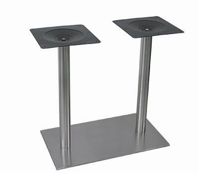 Twin Pedestal Plate Base