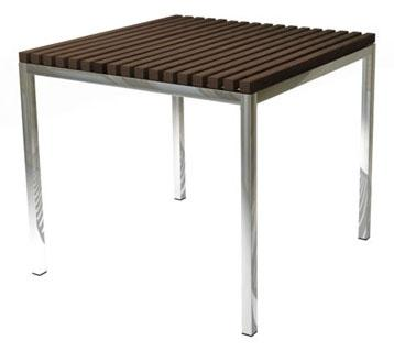 Timber Slat Table