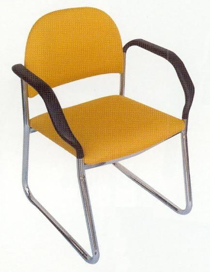 Triest Sled Chair