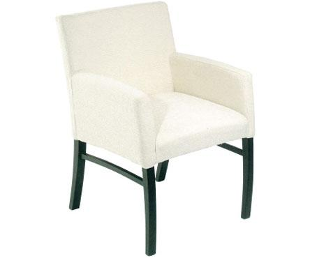 Victoira Exposed Arm Chair