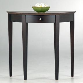 Wenge Hall Table