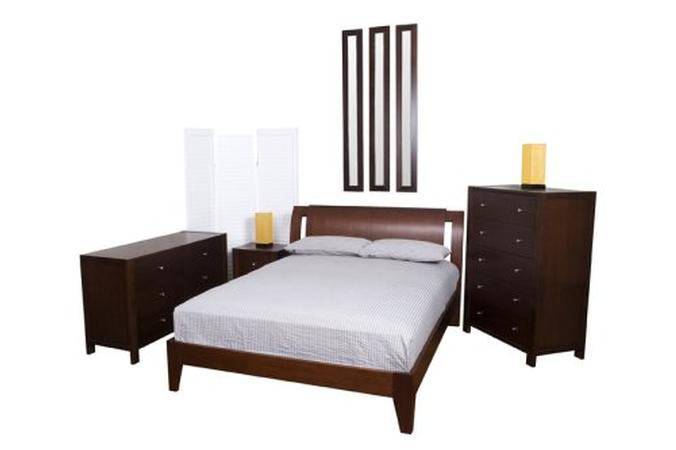 Elegance Bed (Double) FACTORY SECOND