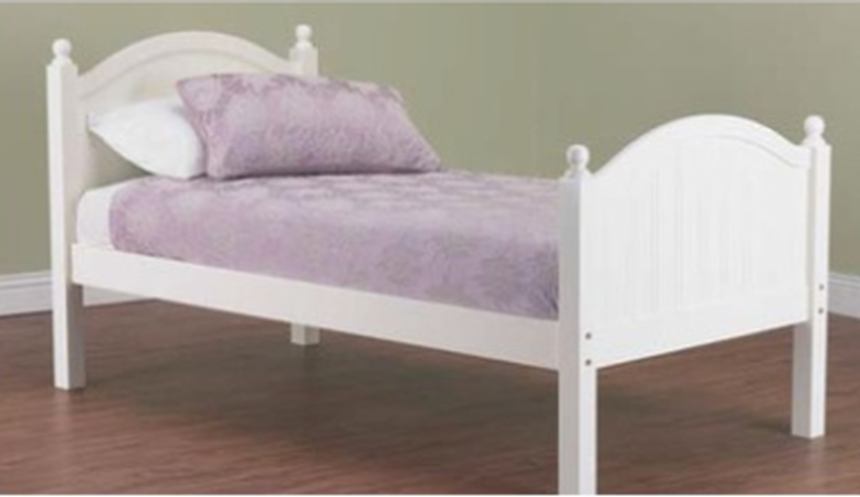 Crest Bed - (Single) floor STOCk