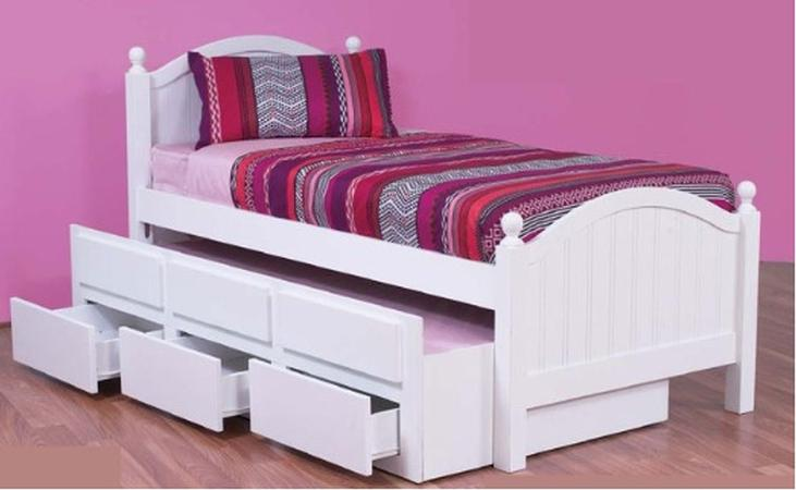 Kelly Captain Bed - Single