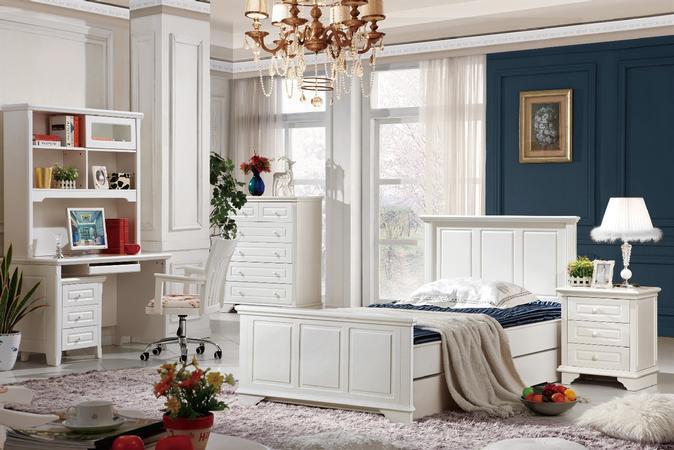 Yanni Bed - Double