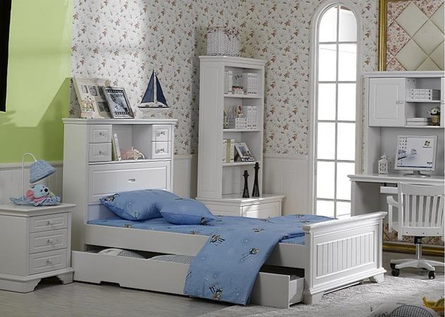 Da Vinci Bed & Trundle - (Single or King Single)